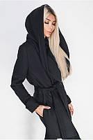 Кашемировое женское пальто ЛАГЕРТА