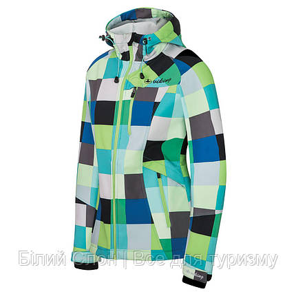 Куртка-софтшелл жіноча Viking Pixel Softshell, фото 2