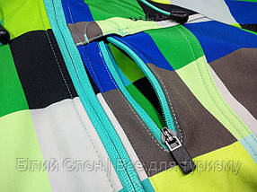 Куртка-софтшелл жіноча Viking Pixel Softshell, фото 3