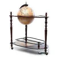Глобус бар со столиком 330мм