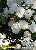 Мон Блан кучерява АА ПРЕМІУМ, біла