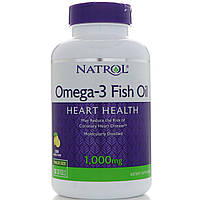Natrol Omega 3 Fish Oil 1000 mg 150 softgel