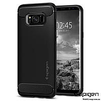 Чехол Spigen для Samsung S8 Plus Rugged Armor, фото 1