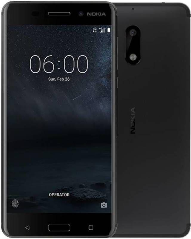 "Смартфон Nokia 6 Dual SIM, 4/32Gb, 16/8Мп, 5.5"" IPS, 3000mAh, Android 9, Snapdragon 430, 8 ядер"