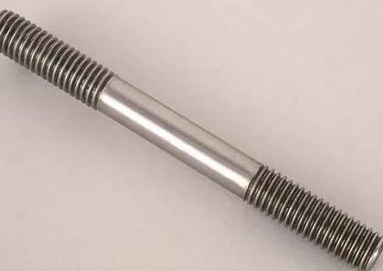 Шпилька М16 ГОСТ 22040-76, ГОСТ 22041-76, DIN 940 с ввинчиваемым концом длиной 2,5d