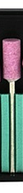Насадка маникюрная для фрезера керамическая для ногтей цилиндр №3