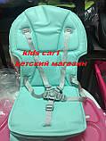 Детский стульчик для кормления BAMBI  М 1563 -12-1 трансформер., фото 5