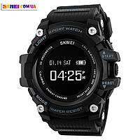 Умные часы Skmei Smart Pro + Пульсометр.