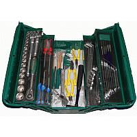 Ящик с инструментом 64 предмета C-3DH201 Jonnesway