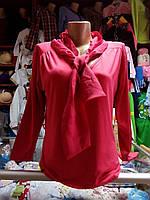 Блуза женская вискоза Шарф р.46-50