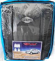 Авточехлы Nissan Almera classic 2006-2012 Nika