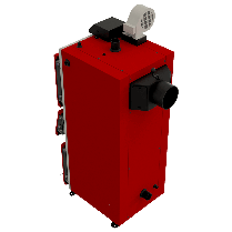 Твердотопливный котел ALtep Duo UNI PLUS 21 кВт, фото 3