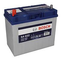Аккумулятор Bosch S4 45Ah EN330A L+ Asia (S4022) тонкие клемы