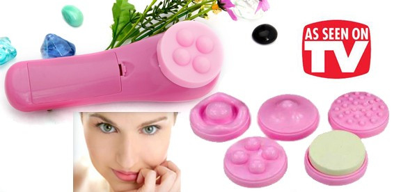 Масажер Skin Relief Massager - пілінг обличчя