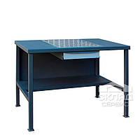 Стол сварщика (ССА-1200) 850(h)х1200х820 мм