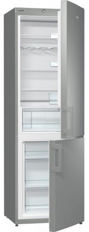 Двухкамерный холодильник Gorenje RK6191AX