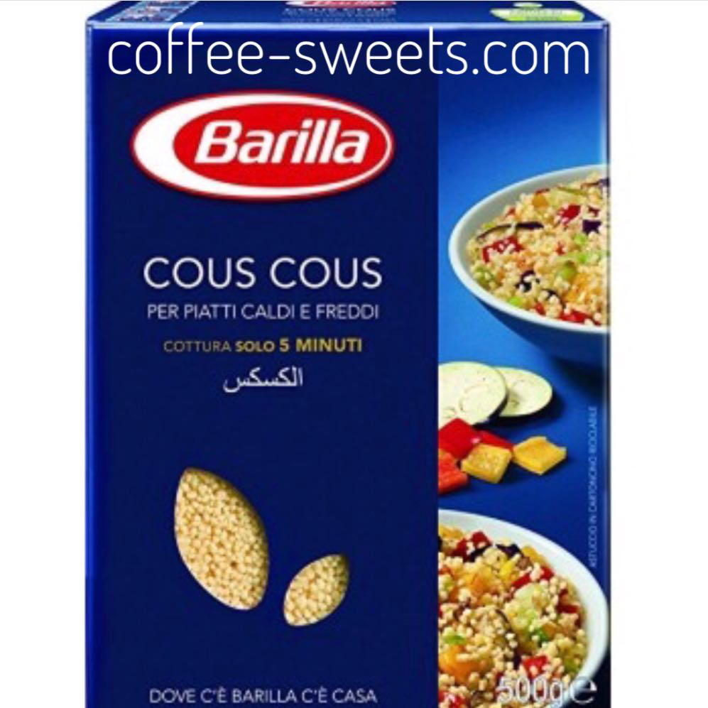 Кус-Кус Barilla Cous-Cous 500г
