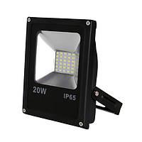 Светодиодный прожектор ELECTRUM litejet 20Вт Slim Холодный белый 6500К