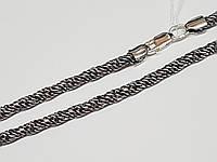 Серебряная цепочка (Свирель). Артикул 1148-ч 55, фото 1