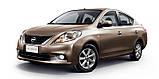 Авточехлы Nissan Almera 2012- (цельная) Nika, фото 10