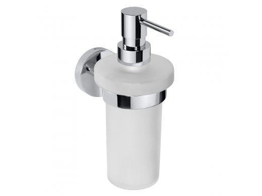 BEMETA OMEGA: Настенный дозатор для жидкого мыла (стекло)