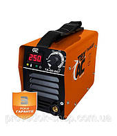 Распаковка и обзор сварочного аппарата Tex-AC MMA 250 Tex-AC TA-00-007