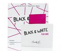 Женская парфюмированная вода black & white 90 ml