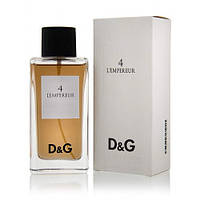 (ОАЭ) Dolce & Gabbana / Дольче Габбана - Anthology L`Empereur 4 (100мл.) Мужские