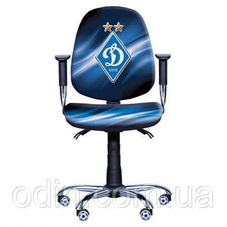 Кресло Футбол Люкс Динамо Дизайн № 1 120821