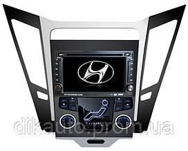 Штатная магнитола HT 6813 DG (Hyundai Sonata кондиционер)