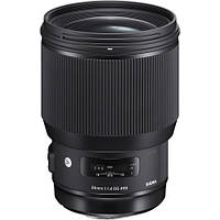 Объектив Sigma 85mm f1.4 DG HSM Art Lens for Nikon F (321955)