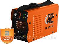 Распаковка и обзор сварочного аппарата Tex-AC TA-00-101