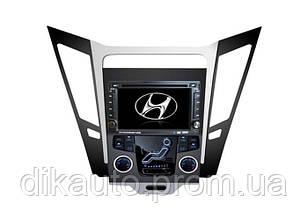 Штатная магнитола HT 6913 SGEC Hyundai Sonata 2012 (Климат)