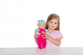 Интерактивная куколка пупс учится ходить в ходунках Artyk LF0055