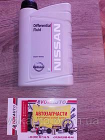 Масло в диффе-ал Nissan GL-5 80W-90