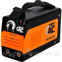Распаковка и обзор сварочного аппарата Tex-AC TA-00-102