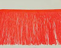 Бахрома  h=15 см  оранж. неон