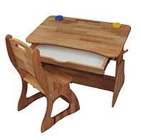 Комплект парта и стул (ширина 90см), фото 1