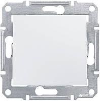 Выключатель IP44 Белый Sedna Schneider, SDN0100321