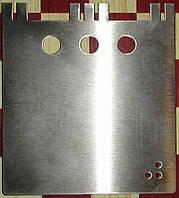 Пластина электролизера 100Х110х1-AISI304