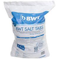 Соль таблетированная BWT для регенерации смол 25 кг