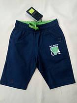 Детские шорты для мальчика размер 92-98-104-110 Турция