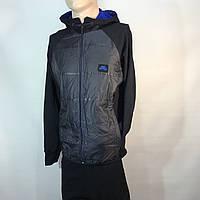 Мужской спортивный костюм Nike / трикотажный / темно-синий, фото 1