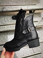 Стильные демисезонные ботиночки  , фото 1