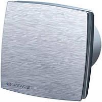 Вентилятор Vents 100 ЛД алюминий матовый