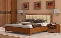 Кровать Флора Профиль+Мягкая спинка 160х200 см. МироМарк