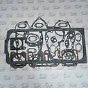 Набор прокладок двигателя Д-144, Т-40 без медной прокладки (прокладки паронит), фото 2
