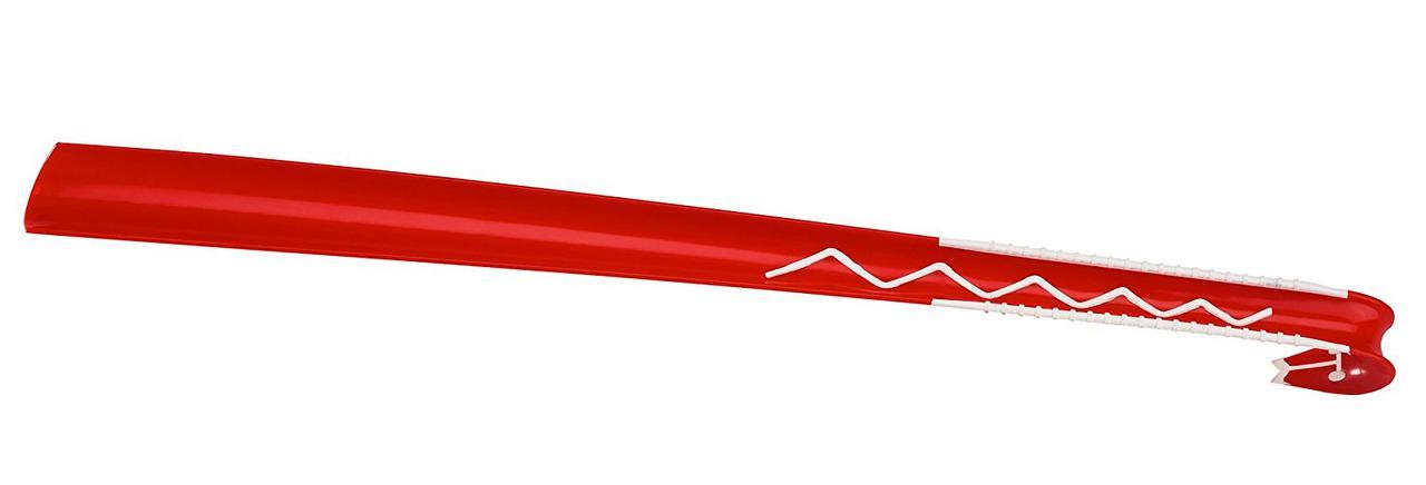 ОМСОРГ Рожок для обуви, красный 000646622 IKEA, ИКЕА, OMSORG