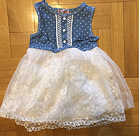 Платье для девочек оптом, Grace,1-5 лет., арт.G80908, фото 2