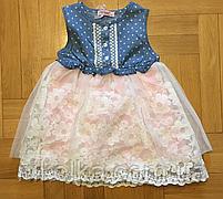 Платье для девочек оптом, Grace,1-5 лет., арт.G80908, фото 3